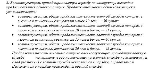 Несоблюдение условий контракта со стороны министерства обороны
